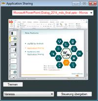 innovaphone Application Sharing