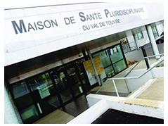 Das Gesundheitszentrum im Val de Touvre