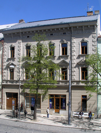 Headquarter ERO in Jihlava
