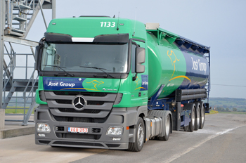 Transport und Logistik: Jost Group