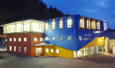 Firmenhauptsitz in Innsbruck, Österreich
