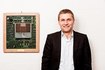 Marcus Henschel, Geschäftsführer secion GmbH