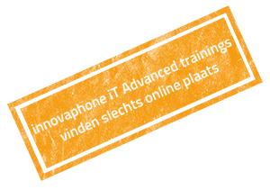 Advanced training slechts online