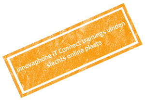 innovaphone connect training slechts online