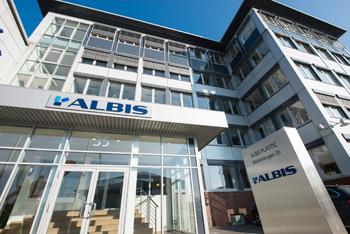Die ALBIS PLASTIC GmbH in Hamburg
