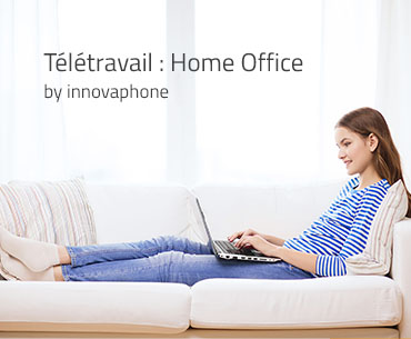 Télétravail : Home Office by innovaphone
