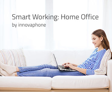 Smart Working: Home Office by innovaphone