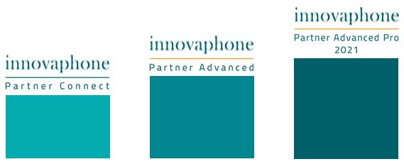 innovaphone Partnerprogramm Partnerstufen