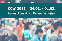 CCW 2018 - Die internationale Kongressmesse für Kundenservice, Kommunikation & Contact Center