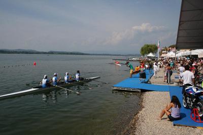 Die World Rowing Masters Regatta 2013