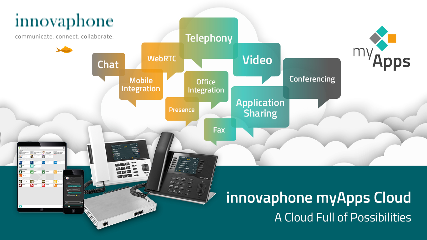 innovaphone myApps Cloud: A Cloud Full of Possibilities